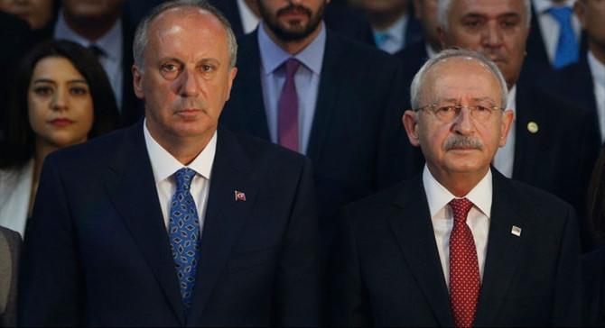 CHP'de oy kaybının nedenleri tartışılıyor