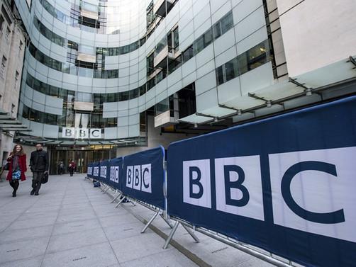 BBC'den Kalın'a sansür