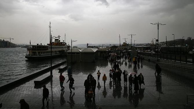Meteoroloji: Kuvvetli yağışlar sürecek