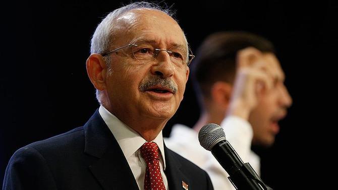 Kılıçdaroğlu'ndan 'İnce' talimatı