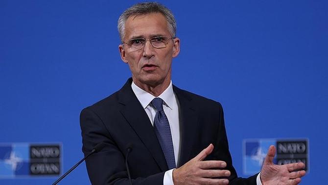 NATO Genel Sekreteri Stoltenberg'den Erdoğan'a tebrik