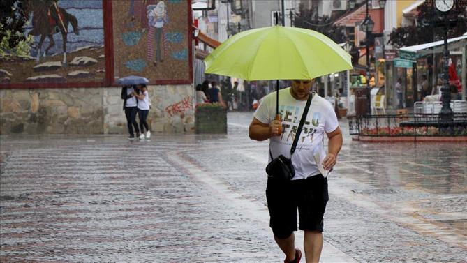 Meteoroloji: Sağanak devam edecek