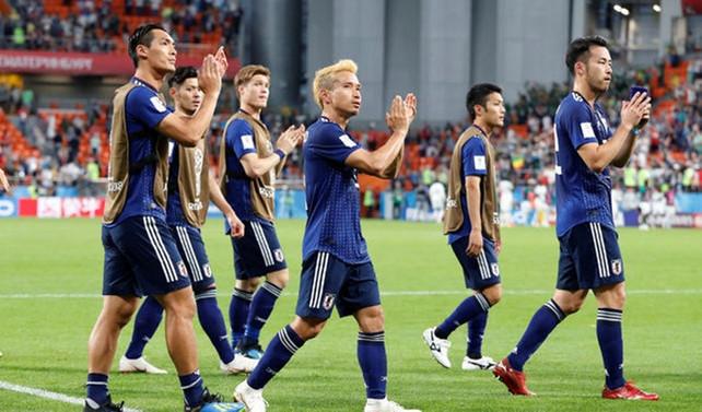 Kolombiya ile Japonya son 16 turunda