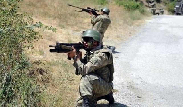 Gri listedeki PKK'lı terörist etkisiz hale getirildi