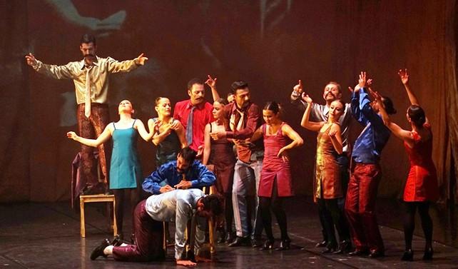 Bursa festivalinde 'Güldestan' büyüledi