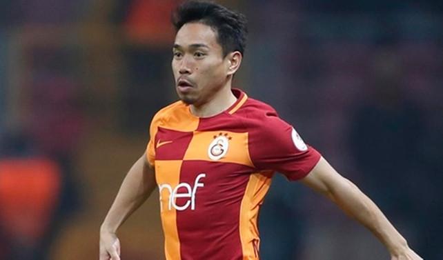 Nagatomo'dan Galatasaray'a mesaj