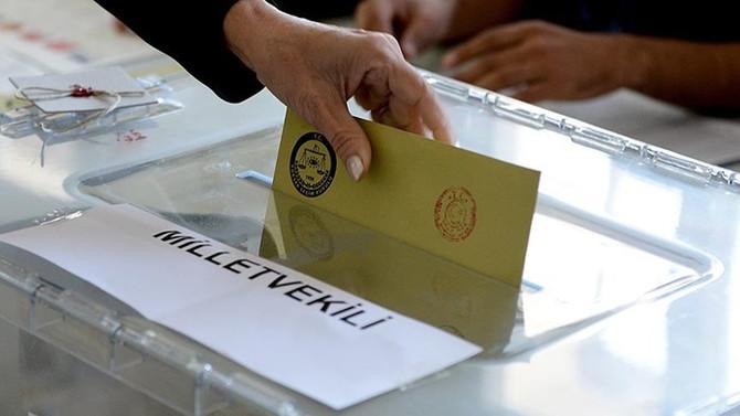 Gurbetçiler 7 Haziran'da oy vermeye başlayacak