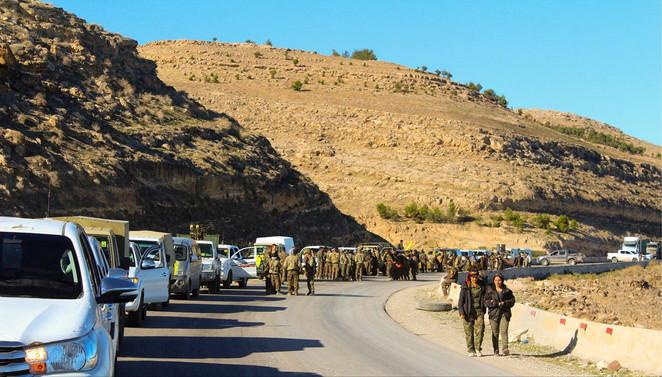 YPG'nin Münbiç'ten çekileceği iddia edildi
