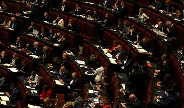 İtalya'nın değişim hükümeti bugün parlamentodan destek isteyecek