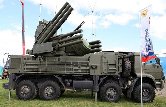 Rusya, Kırım'a Pantsir-S1 kuracak