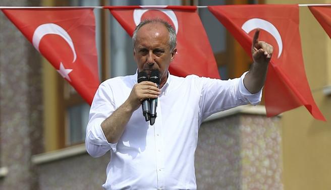 İnce: Türkiye yılda 32 milyar dolar borç faizi ödüyor