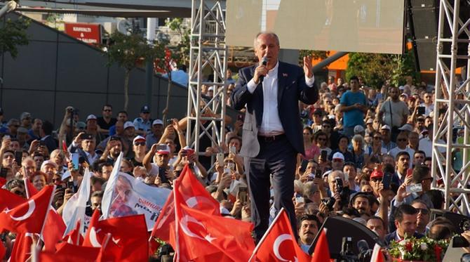İnce: Büyük Ankara ve İstanbul mitinglerini bekleyin