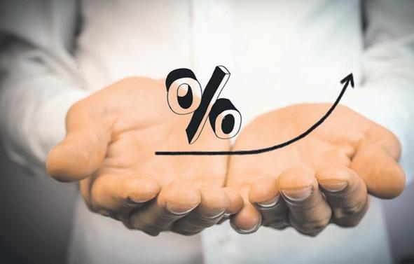 Tanışma faizi yüzde 15'i aştı, TL mevduat ivmelendi