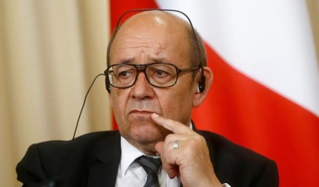 Fransa Dışişleri Bakanı'ndan İran'a uyarı