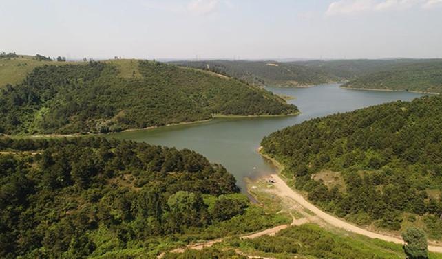 Barajlarda doluluk üç yılın zirvesinde