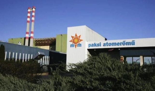 Macaristan'daki nükleer santralde arıza