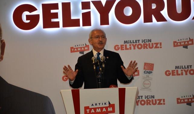 Kılıçdaroğlu: Bir ay içerisinde OHAL kalkacak