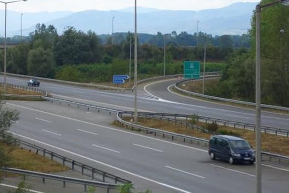 Anadolu Otoyolu Düzce Kavşağı 28 Eylül'e kadar kapanacak