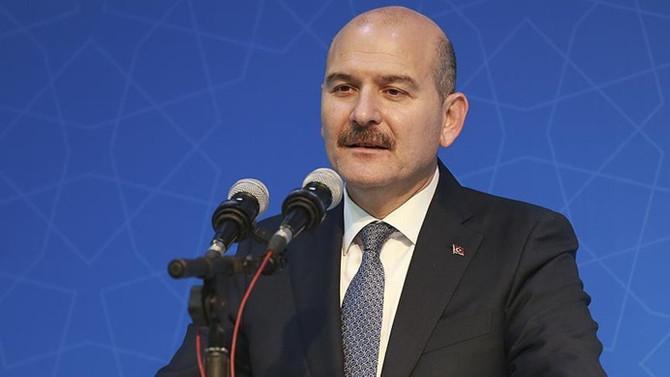 Soylu: Kandil orada durduğu sürece Diyarbakır özgür değildir