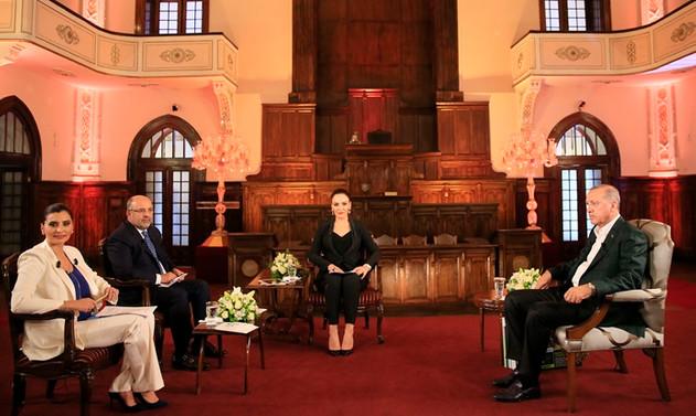 Erdoğan: OHAL, seçim sonrası kalkabilir