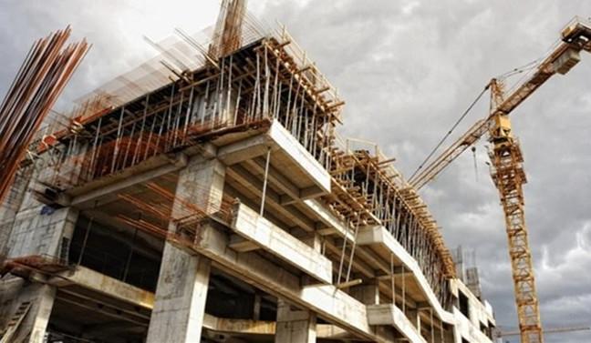 İnşaat malzemesi sanayi üretimi ilk çeyrekte yüzde 16,2 arttı