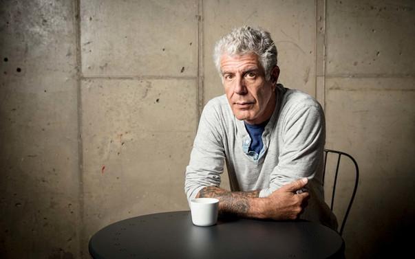 Ünlü şef ve yazar Anthony Bourdainotel odasında ölü bulundu