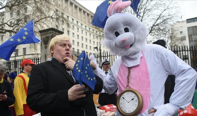Soros'un desteklediği Brexit karşıtı kampanya başladı
