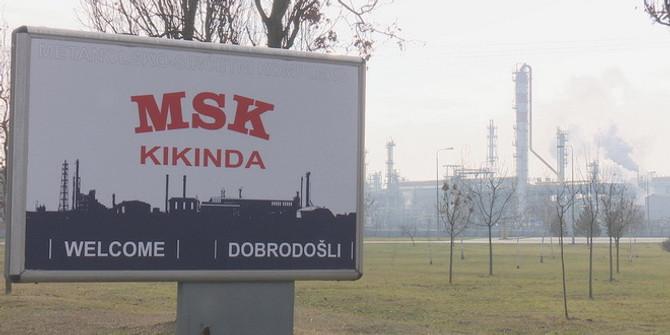 Sırp kimya şirketine Türk talip