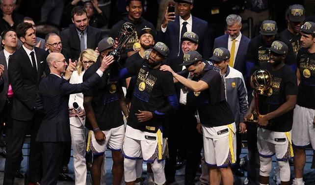 NBA'de şampiyon değişmedi