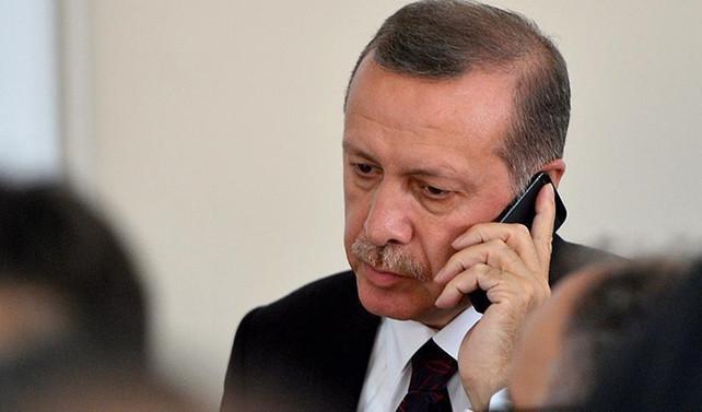 Erdoğan, Ürdün Kralı ile görüştü