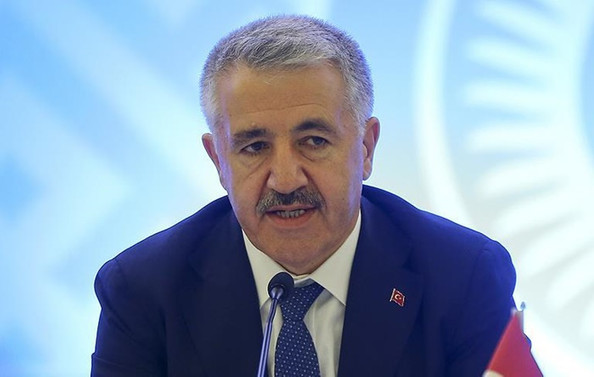Ulaştırma Bakanı Arslan: Uluslararası arenada söz sahibi olacağız