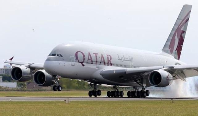 Suudi Arabistan'dan Katarlı hacılara 'uçak' şartı
