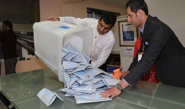Irak'ta oyların yeniden sayılmasına onay