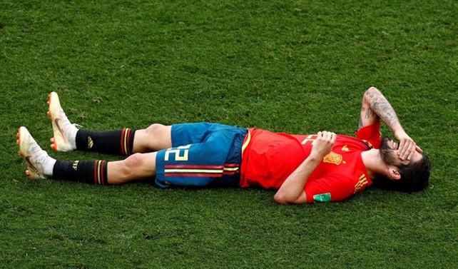 Rusya-İspanya maçında sürpriz sonuç