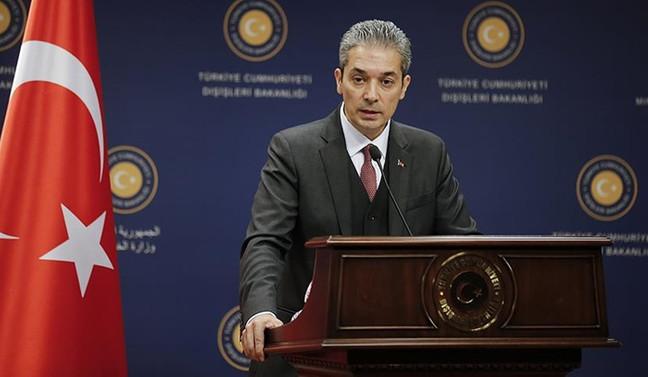 Dışişleri Sözcüsü: Terörü temizledik, Afrin'i Afrinlilere bırakıyoruz