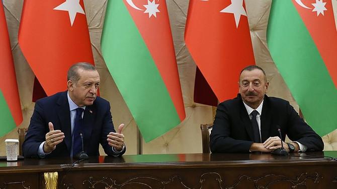 Erdoğan: Savunma sanayisinde ihracatı artıran bir Türkiye var
