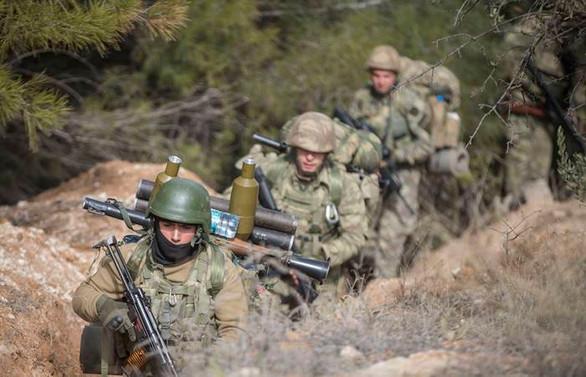 18 PKK'lı etkisiz hale getirildi