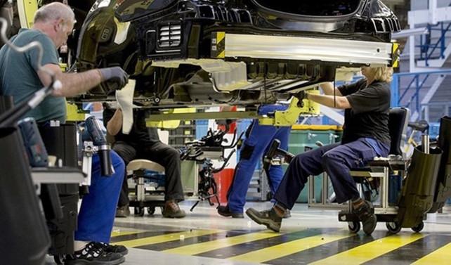 Avrupa'da sanayi üretimi mayısta arttı