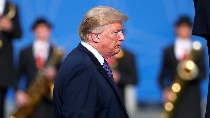 Trump: NATO'dan çekilebiliriz ancak gerek yok