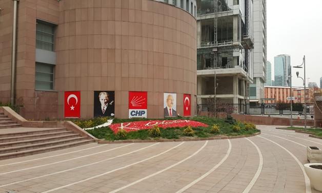 CHP'de kurultay için adım atılıyor