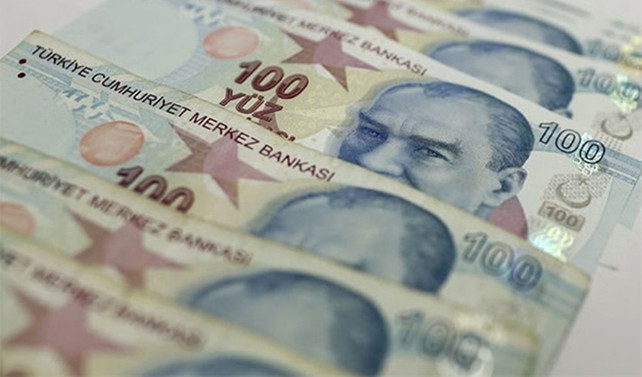Toplam kredi stoku 2,5 trilyon liraya çıktı