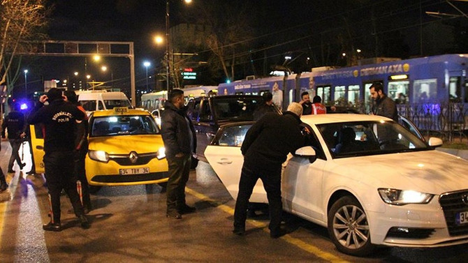 İstanbul'un 39 ilçesinde 'Yeditepe Huzur' asayiş uygulaması
