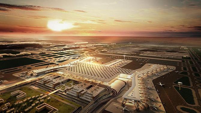 Yeni Havalimanı'ndan yapılacak ilk seferler belli oldu