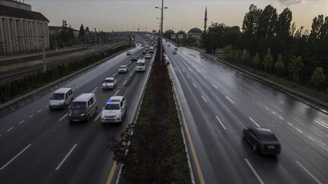 Başkentte bazı yollar trafiğe kapatılacak