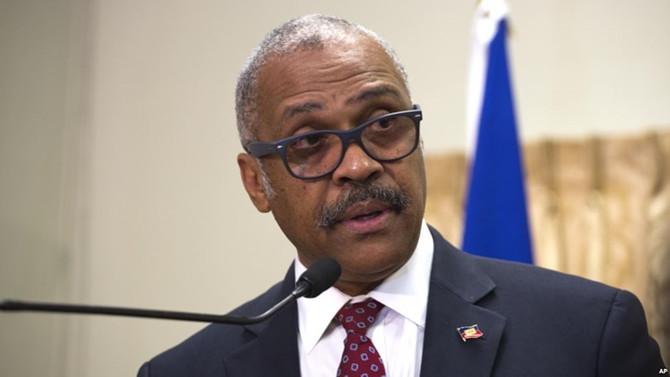 Haiti Başbakanı Lafontant istifa etti