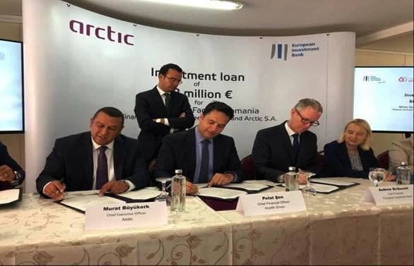 Koç'un Romanya'daki tesisine 68 milyon euroluk kredi