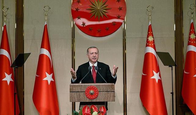 Erdoğan: 15 Temmuz'u unutturmayacağız, unutmayacağız
