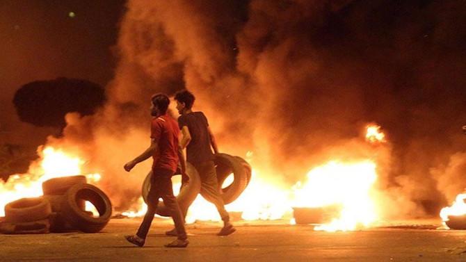 Irak'taki protestolarda 5 kişi öldü