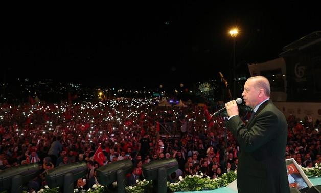 Erdoğan: Darbe defterini açılmamak üzere kapattık
