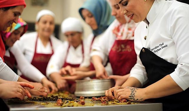 Basque Dünya Aşçılık ödülleri finalinde bir Türk